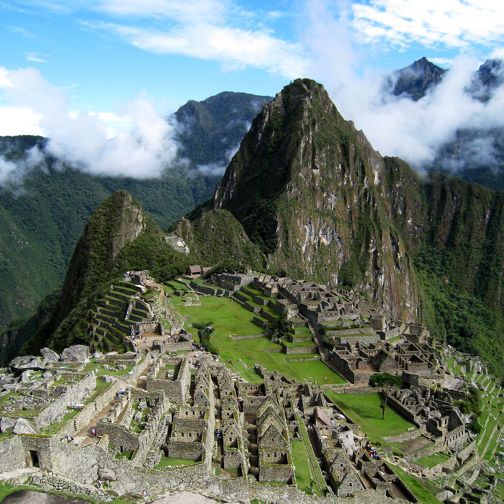 Machu-Picchu-ancient-city-Peru-travel