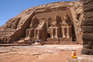 Buddha in Egypt 3