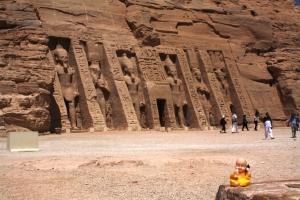 Buddha in Egypt 1