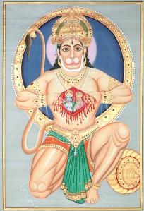 HanumanwithRamaHeart