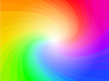 abstract rainbow colorful pattern background